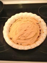 If you don't like peanut butter, look away now. GLUTEN FREE PEANUT BUTTER PIE!