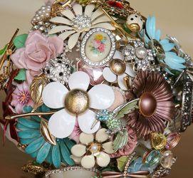 Magnifiques bouquets bijoux