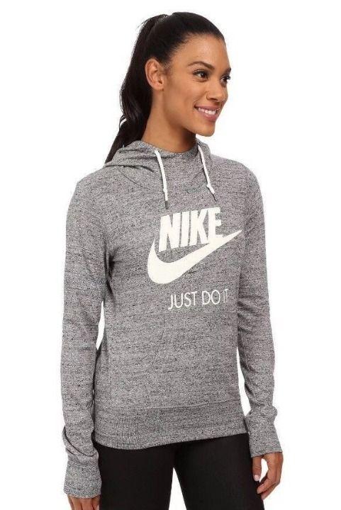 Cool Item Nike Gym Vintage Pullover Hoodie Nwt Vintage Hoodies Nike Pullover Athletic Apparel