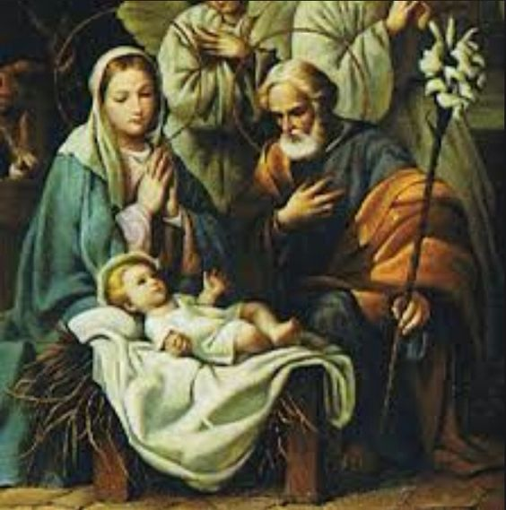 Nossa Senhora Sagrada Família  Natal