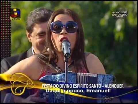 Rosinha - Os anos são todos iguais - Festa do Espirito Santo - Alenquer ...