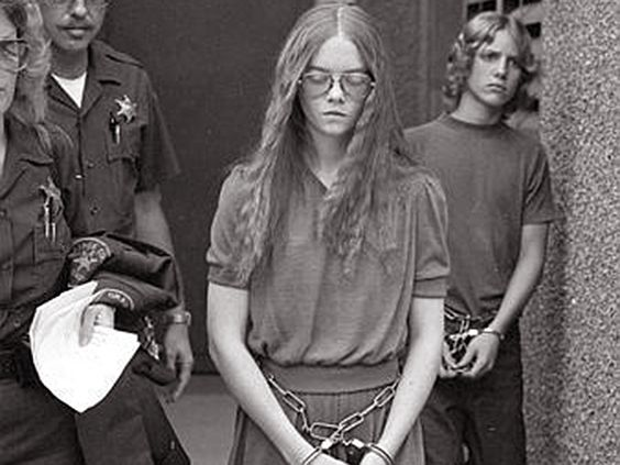 """1. Brenda Ann Spencer (Above) This case isn't recent, but it is famous. Brenda Ann Spencer killed a school custodian and an elementary school principal, as well as injuring eight children and a cop in San Diego in 1979. When they asked Brenda why she did it, she simply said, """"I don't like Mondays."""""""