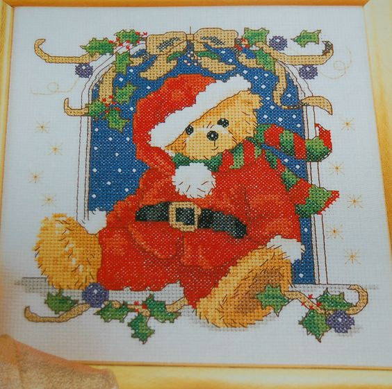 CHRISTMAS / XMAS SELECTION OF VARIOUS CROSS STITCH CHARTS / PATTERNS | eBay