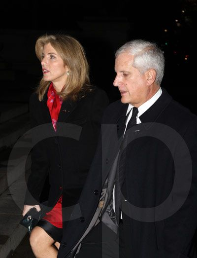 2007 Museum Gala at American Museum of Natural History caroline kennedy edwin schlossberg