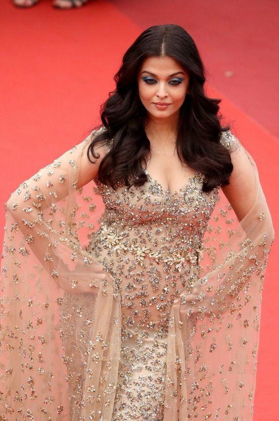 Aishwarya rai at cannes film festival