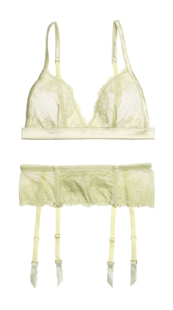 "mimi-holliday-silk-lingerie-finch-spring-2015-023 Mimi Holliday #silk #lingerie 2015 #spring #summer ""Finch"" made by green silk and lace. Mimi Holliday #Seidendessous ""Finch"" aus der Frühling-Sommer Kollektion 2015."