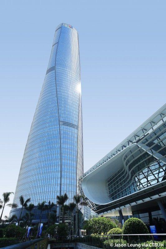 Zhuhai St Regis Hotel Office Tower The Skyscraper Center