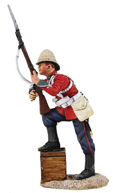 BRITAINS ANGLO ZULU WAR 20141 90TH PERTHSHIRE CORPORAL GRAHAM RUNNING MIB