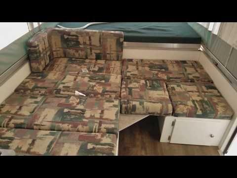 3 97 Coleman Fleetwood Bayport Flip Youtube Bayport Roof