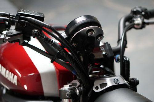 Xsr700 Gauge Relocation Kit Sport