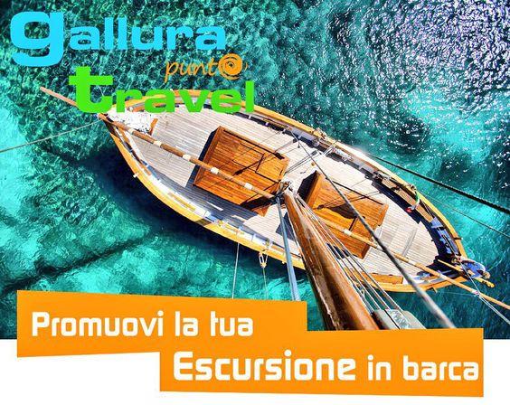 Promuovi la tua escursione in barca. Prenota la tua crociera in veliero. www.gallura.travel