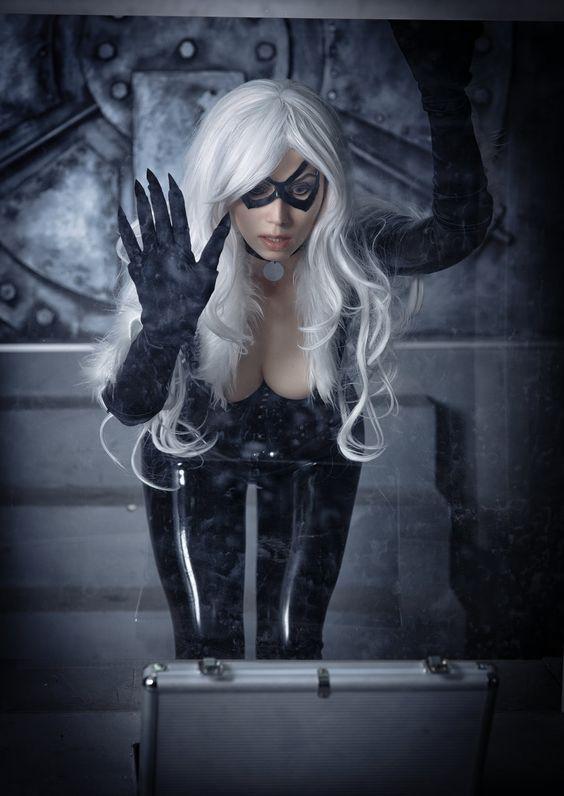 The Black Cat Cosplay by elenasamko on DeviantArt