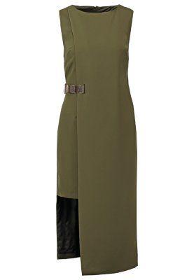 STEP - Sukienka koktajlowa - darkgreen
