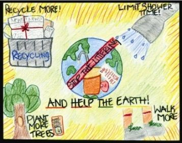 role of student to save earth Thanks to succeeding earth days, people have become more aware of the role that the environment plays in helping sustain life in this fragile world of ours and that we need to take an active role in protecting it.