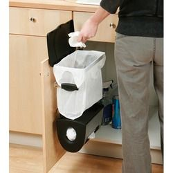 simplehuman trash system - ive been wanting to get my hands on this 4 ages