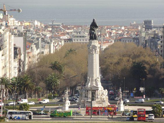 City Lisboa Portugal  março 2012
