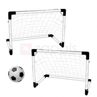 Kids Football Soccer Goal Net Indoor Outdoor Sports