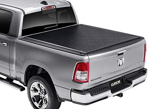 Amazon Com Gator Etx Soft Roll Up Truck Bed Tonneau Cover 53205 Fits 2009 2018 2019 2020 Classic Pickup Truck Bed Covers Truck Bed Covers Tonneau Cover