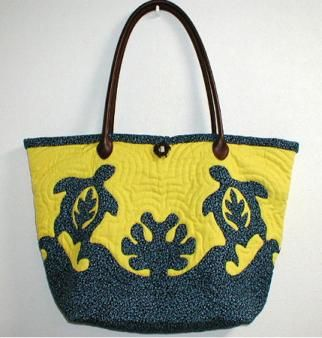 This is my teacher Yukie Orikasa's work. I was in love with her design and decided to take her lessons. I'm making same bag...