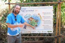 Água é tema de ação de ONG na Virada do Cerrado - http://noticiasembrasilia.com.br/noticias-distrito-federal-cidade-brasilia/2015/08/23/agua-e-tema-de-acao-de-ong-na-virada-do-cerrado/