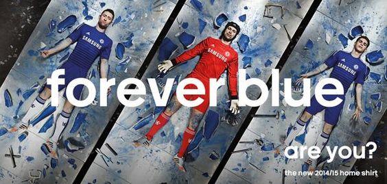 Uma vez Blue, sempre Blue - filme da Adidas promove o novo uniforme do Chelsea - Blue Bus