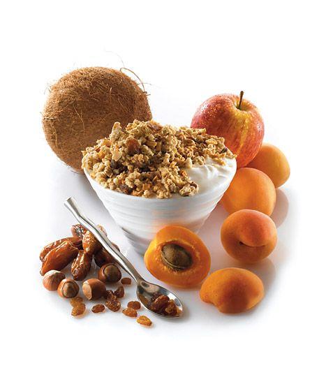 Céréales BIO aux fruits