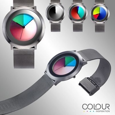 If I were to wear a watch (which I haven't in about 15 years) it would be one that makes rainbows.