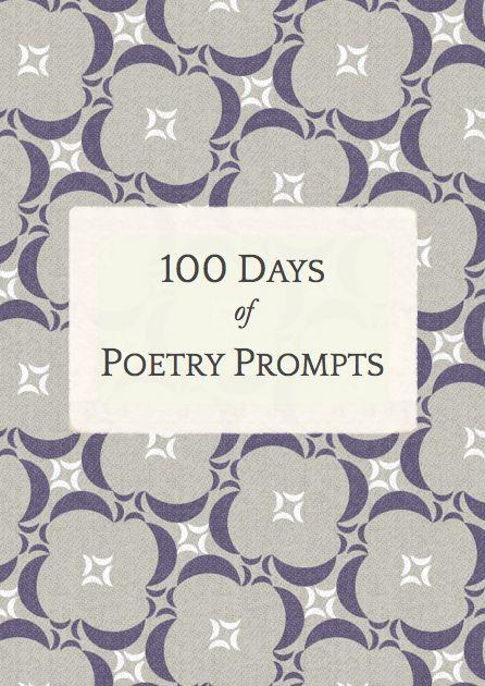 Poetry Prompts Ebook