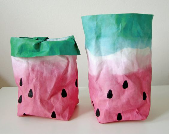 watermelon storage bags