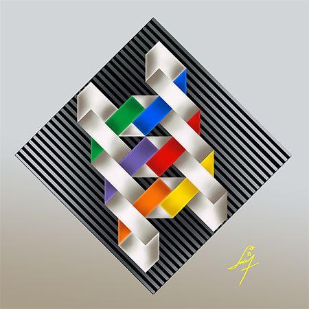 El cubismo plasmado con Photoshop CS6
