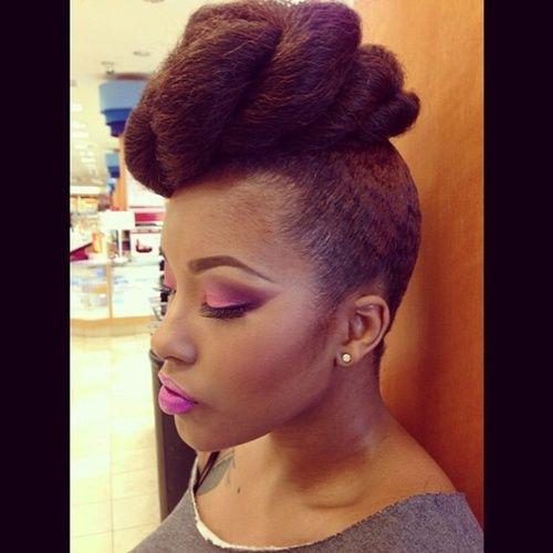 Astonishing Updo Cute Updo And Twisted Bun On Pinterest Short Hairstyles Gunalazisus