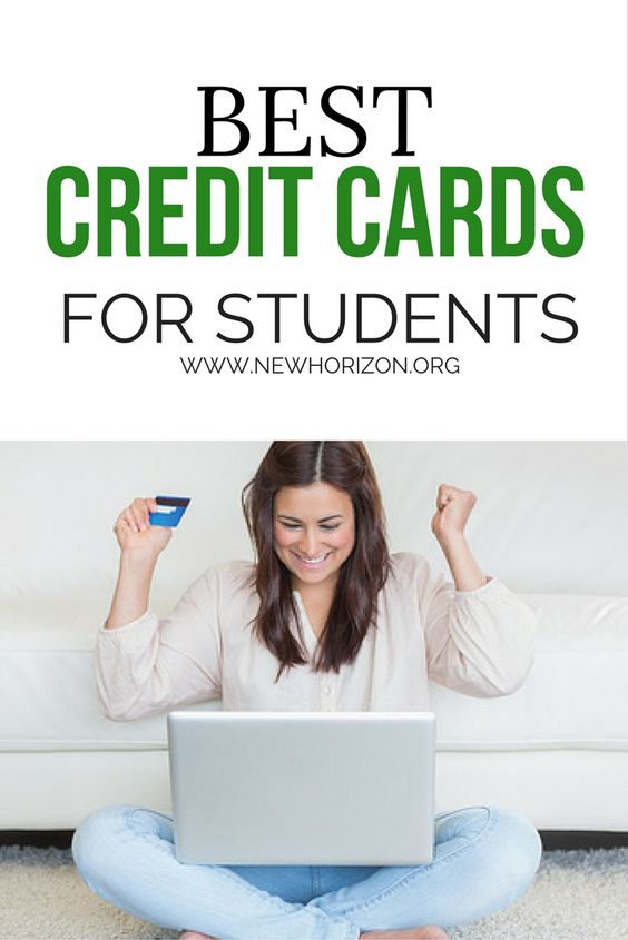 credit cards for students with good credit