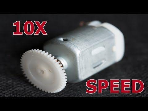 3X Small DC motors Work great as Generator