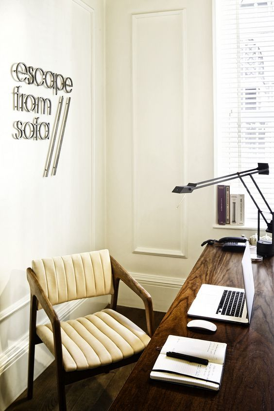 Escape From Sofa High Back Chairs Space Design Office Design