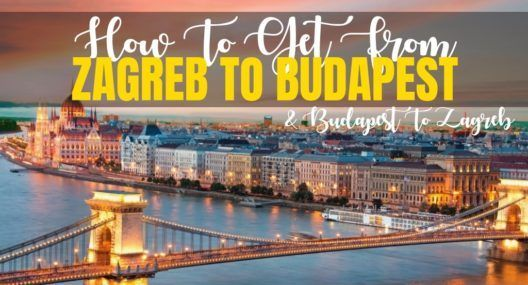 How To Get From Zagreb To Budapest In 2020 Chasing The Donkey Budapest Zagreb Trip