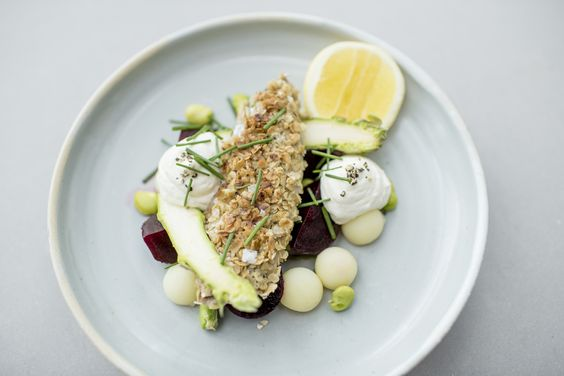 Tom Kitchin recipe: Mackerel with beetroot salad