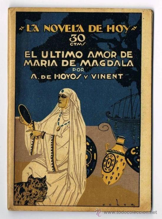 La Novela de Hoy - El ultimo amor de Maria Magdalena - Foto 1