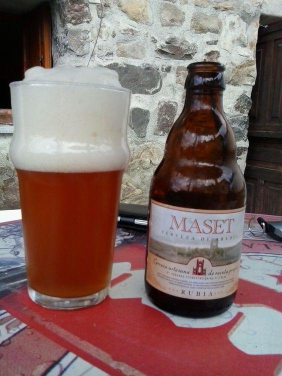 Una cerveza bien servida...