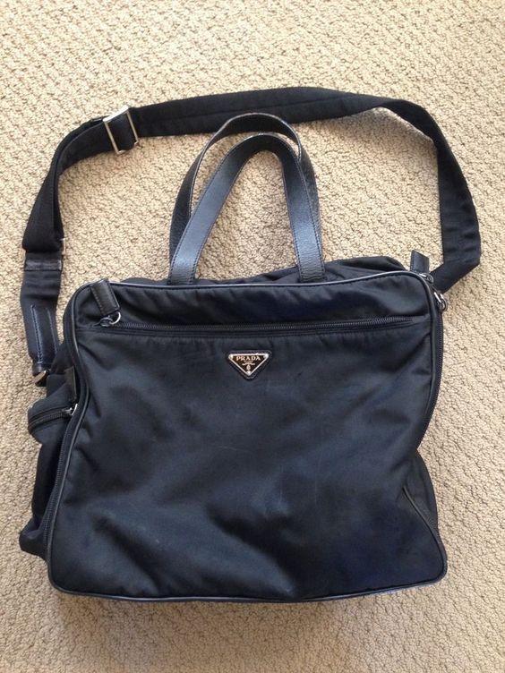 Handbag Prada Original