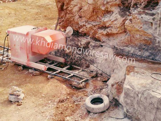 Kanghua Wire Saw Machine In Iraq Saw Machine Wire