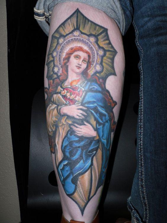 Tattoos | Sacred Temple Tattoos by Alycia Harr