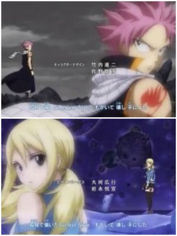 Loved all the NaLu moments in this new opening! <3