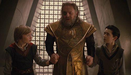 Thor the God of Family Drama – The Fandomentals