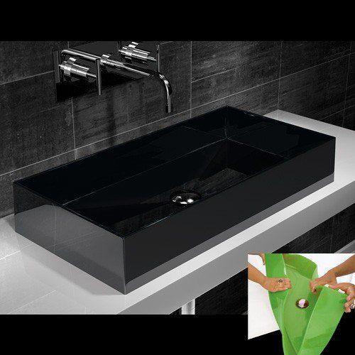 Glass Design Barchetta Modern Italian Countertop Wash Basin 4