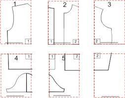 Resultado de imagem para molde de roupa infantil de oito anos para imprimir