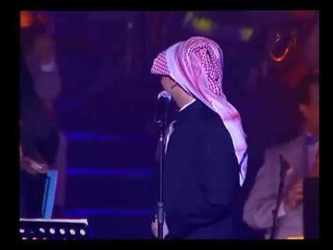 عبدالمجيد عبدالله عين تشربك شوف مهرجان اوربت السادس للأغنيه العربيه Youtube