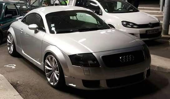 Audi Tt Mk1 8n Grey Audi Tt Audi Audi Tt 225