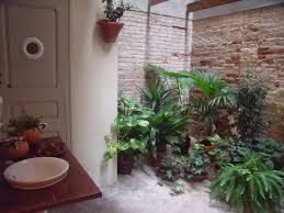 Pinterest the world s catalog of ideas for Casas con jardin interior