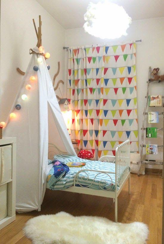 Cama minnen tienes que decorar la habitaci n infantil - Ikea habitacion infantil ...