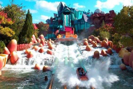 Universal's Islands of Adventure® - Theme Park at Universal Orlando